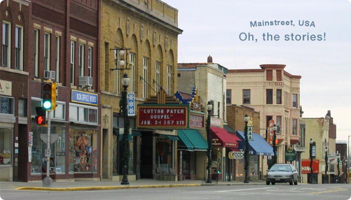 Mainstreet USA